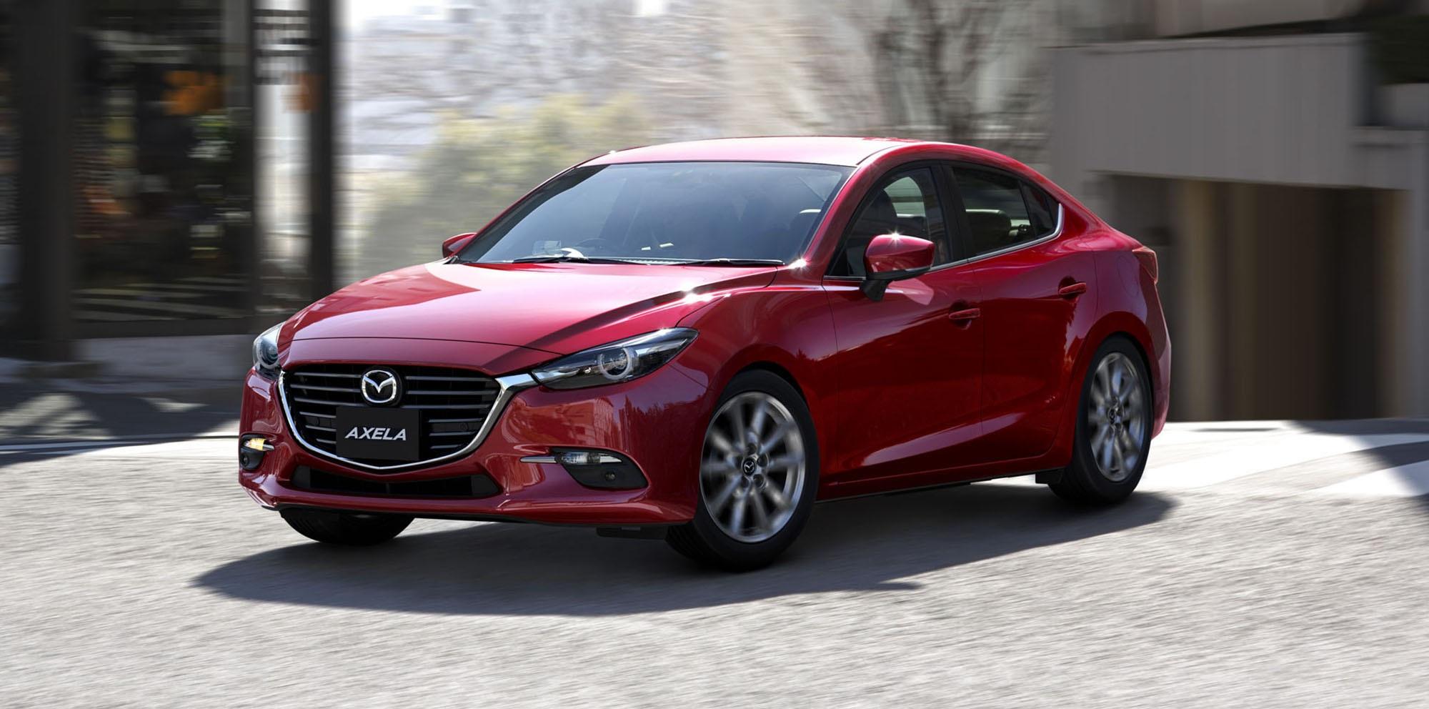 Mazda3 2017 được dự đoán có giá khoảng 18.500 USD cho phiên bản hatchback và 17.800 USD cho phiên bản sedan
