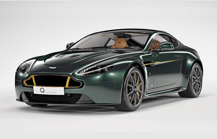 Aston Martin có thêm phiên bản đặc biệt cho V12 Vantage S - 1
