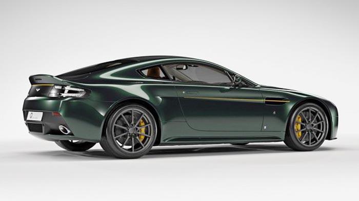 Aston Martin có thêm phiên bản đặc biệt cho V12 Vantage S - 4