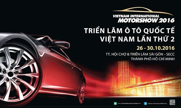 """Triển lãm """"xe sang"""" sẽ diễn ra tại TPHCM vào tháng 10 - 1"""
