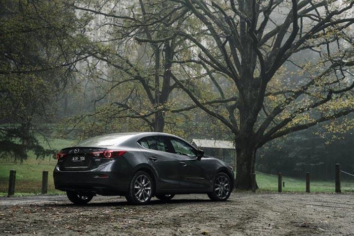 Mazda3 2017 tại Australia có giá từ 17.900 USD - 4