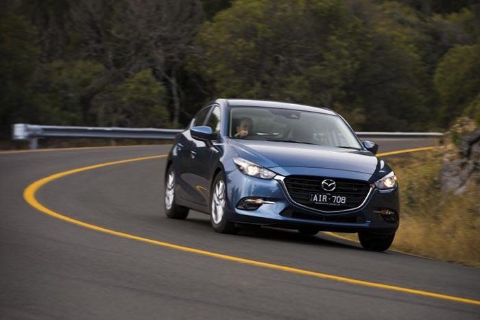 Mazda3 2017 tại Australia có giá từ 17.900 USD - 16