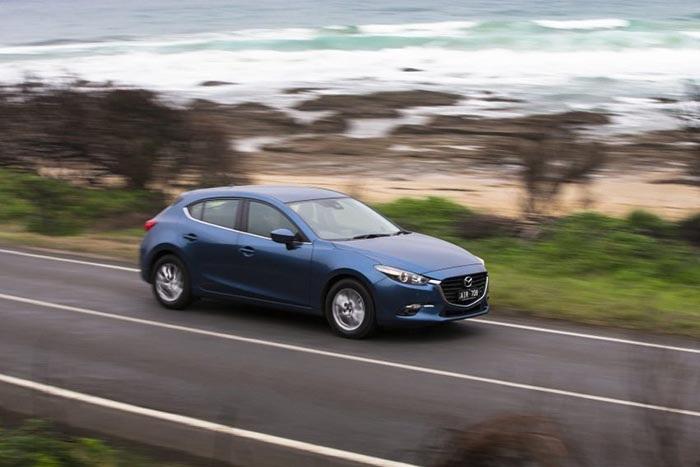 Mazda3 2017 tại Australia có giá từ 17.900 USD - 15