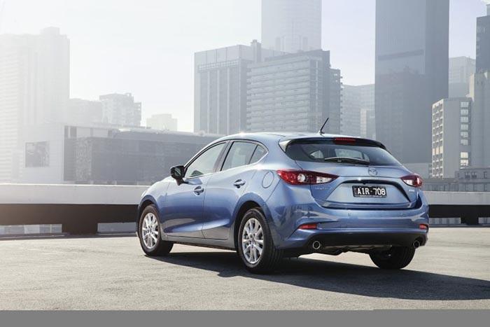Mazda3 2017 tại Australia có giá từ 17.900 USD - 14