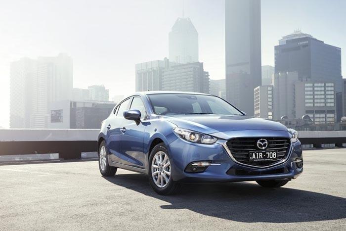 Mazda3 2017 tại Australia có giá từ 17.900 USD - 13