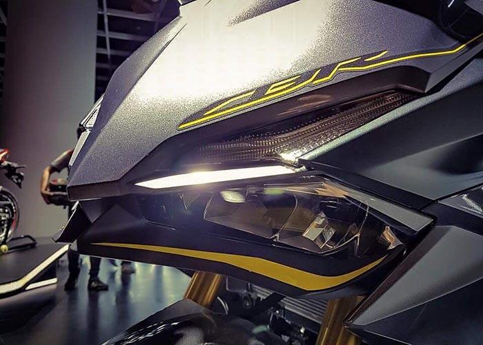 Honda bất ngờ ra mắt CBR250RR 2017 tại Indonesia - 9