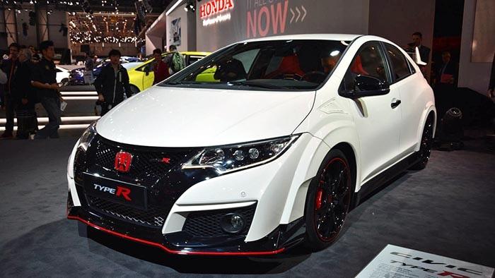 Honda Civic Type R mới sẽ đạt 340 mã lực? - 1