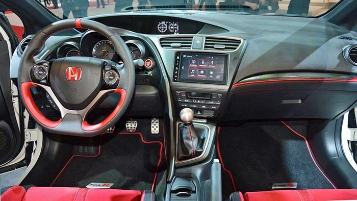 Honda Civic Type R mới sẽ đạt 340 mã lực? - 9