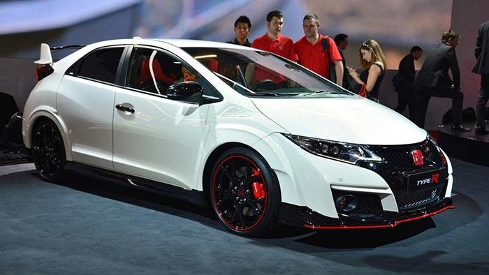 Honda Civic Type R mới sẽ đạt 340 mã lực? - 3