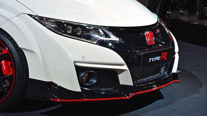 Honda Civic Type R mới sẽ đạt 340 mã lực? - 4
