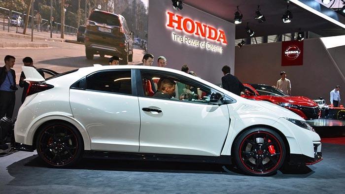 Honda Civic Type R mới sẽ đạt 340 mã lực? - 6