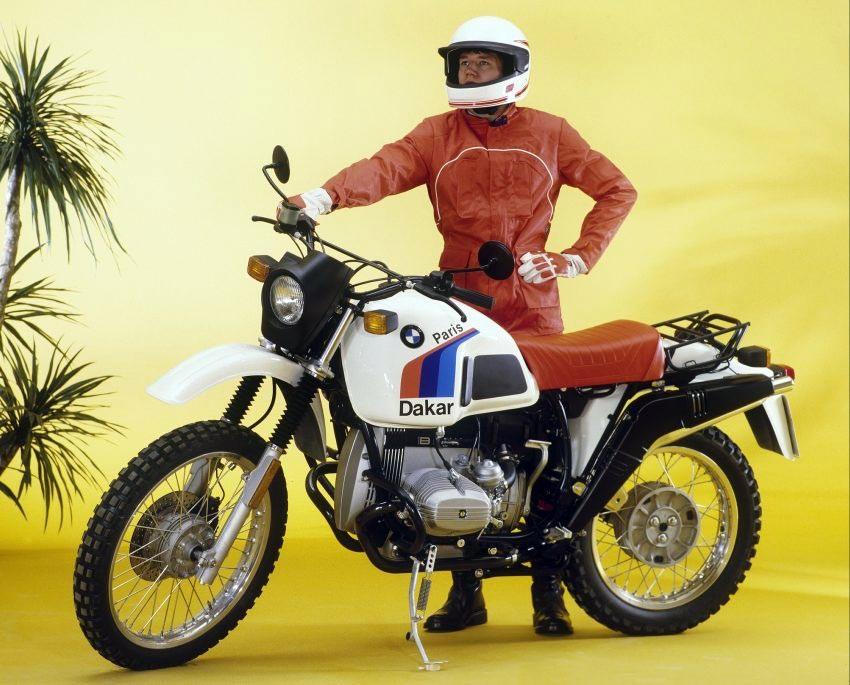 G/S Paris-Dakar Rally thập niên 80 là cảm hứng cho các mẫu retro sau này của BMW