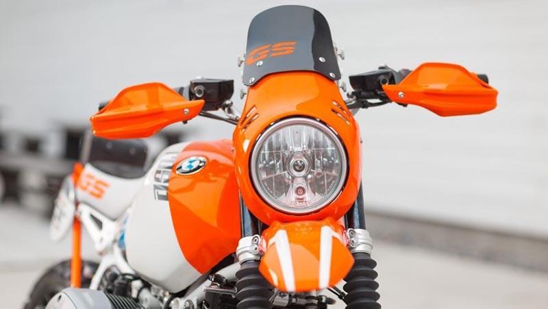 Mẫu BMW Motorrad Lac Rose concept