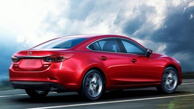 Mazda6 2017 khởi điểm từ 21.950 USD tại Mỹ - 5