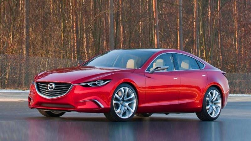 Mazda6 2017 khởi điểm từ 21.950 USD tại Mỹ - 4