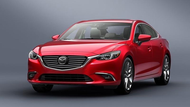 Mazda6 2017 khởi điểm từ 21.950 USD tại Mỹ - 6