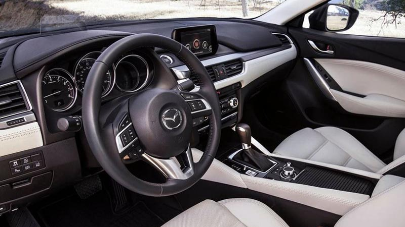 Mazda6 2017 khởi điểm từ 21.950 USD tại Mỹ - 2
