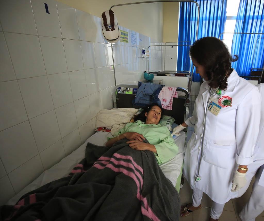 Dịch sốt xuất huyết bùng phát tại nhiều địa phương Lâm Đồng