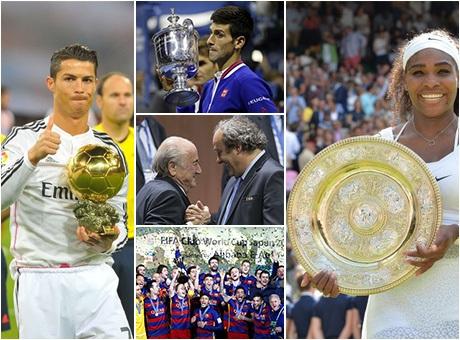 10 sự kiện thể thao thế giới nổi bật năm 2015 - 1