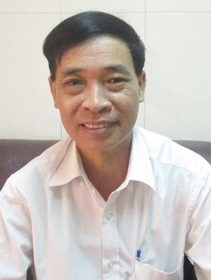 PGS, TS Phạm Văn Tình.