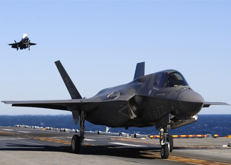 Thủy quân Lục chiến Mỹ tuyên bố F-35 đã sẵn sàng cho chiến đấu - 1