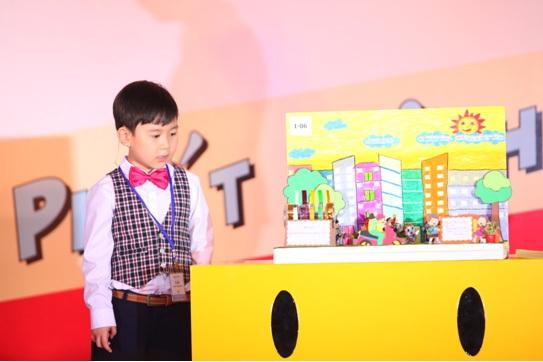 """""""Ý tưởng trẻ thơ"""" - Sân chơi sáng tạo của con trẻ - 1"""