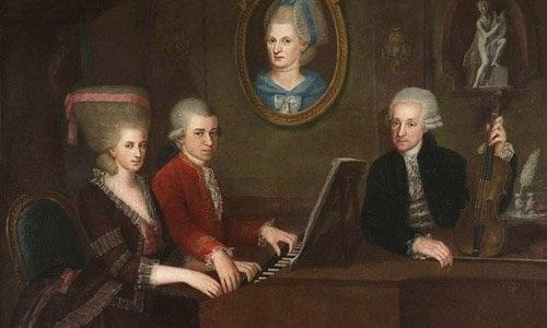Điều ít biết về tài năng của chị gái thiên tài Mozart - 1