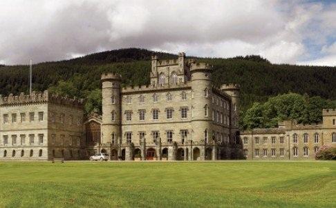 Lâu đài Highland Tay Retreat cổ kính ở Anh