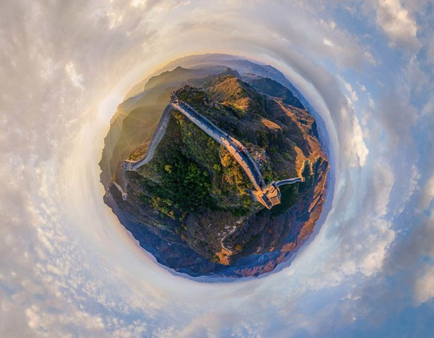 7 kỳ quan thế giới lạ mắt từ góc nhìn trên cao - 1
