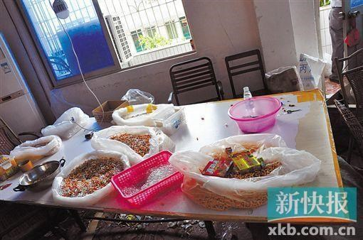 Một cơ sở sản xuất thuốc giả. (Nguồn: xkb.com.cn)