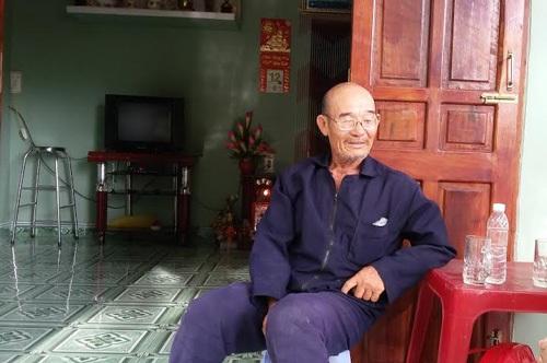 Lão ngư Quách Hạnh
