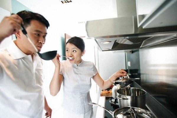 Cách chi tiêu dư dả cho những cặp vợ chồng trẻ mới cưới - 1
