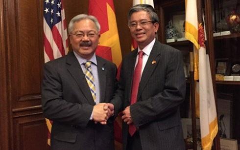 Tiếng Việt sẽ là ngôn ngữ chính thức ở San Francisco - 1