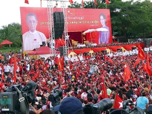 Dấu mốc lịch sử với Myanmar - 1