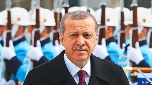Canh bạc nguy hiểm của Thổ Nhĩ Kỳ - 1