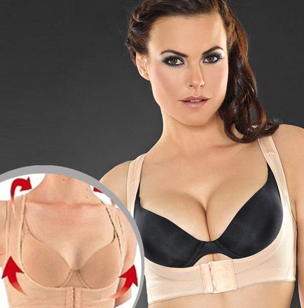 """Đó là tác dụng của những chiếc áo nâng ngực, còn những """"tác dụng phụ"""" của chúng thì không mấy người biết tường tận."""