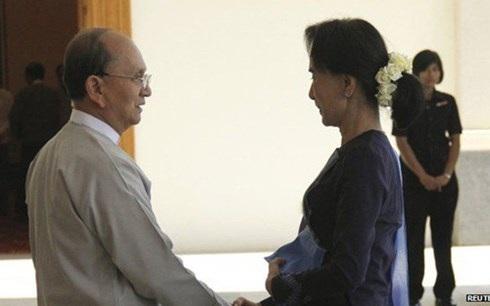 """Tổng thống Myanmar Thein Sein: """"Gorbachev và tôi không giống nhau"""" - 1"""