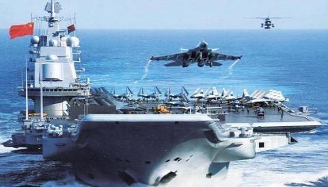 Trung Quốc không có khả năng điều tàu sân bay Liêu Ninh đến Syria - 1