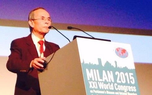 Bác sĩ gốc Việt được bầu làm Chủ tịch Hiệp hội Parkinson quốc tế - 1