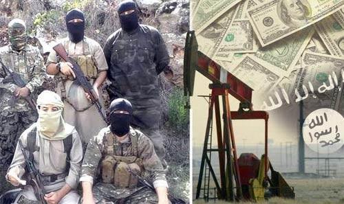 IS vẫn kiếm bộn tiền dù bị hơn 10.600 trận không kích - 1