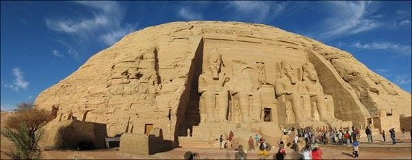 Chiêm ngưỡng đền thờ Abu Simbel - niềm tự hào của người dân Ai Cập - 11