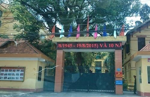 Đại tá Vũ Hồng Quang - Phó giám đốc kiêm Thủ trưởng Cơ quan CSĐT Công an tỉnh Lạng Sơn cho biếtchữ ký trong Biên bản họp cổ đông ngày 26/11/2011 không phải của bà Thuỷ.
