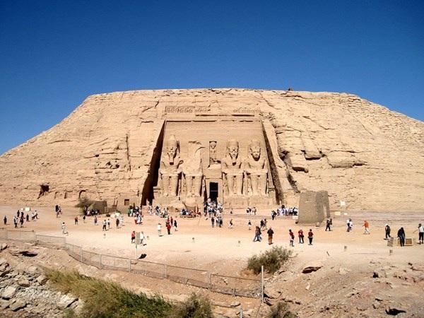 Chiêm ngưỡng đền thờ Abu Simbel - niềm tự hào của người dân Ai Cập - 12