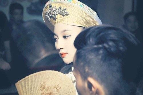 Ngất ngây với vẻ đẹp của cô đồng trẻ Hà thành - 13