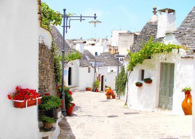 Vi vu những ngôi làng cổ đẹp như cổ tích trên thế giới - 14