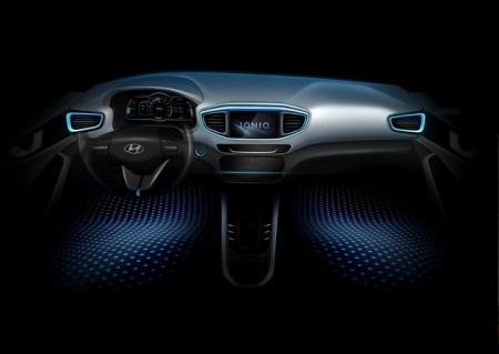 Hyundai hé lộ hình ảnh tân binh IONIQ - 2