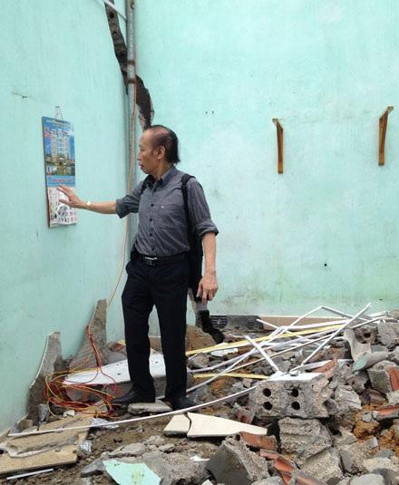Báo Dân trí trao 150 suất quà ủng hộ đồng bào bị lũ lụt tại Quảng Ninh - 3