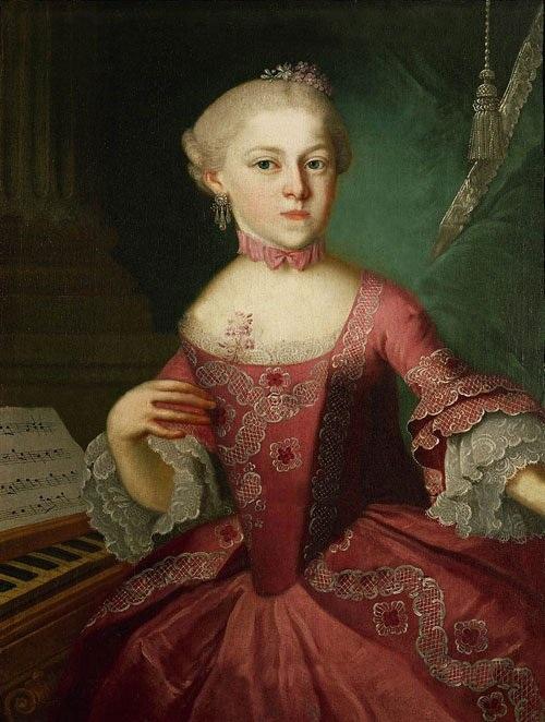 Điều ít biết về tài năng của chị gái thiên tài Mozart - 2