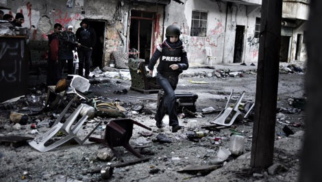 Phóng viên chiến trường - mục tiêu của khủng bố - 2