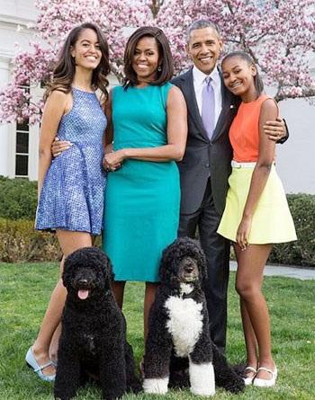 Đệ nhất phu nhân Mỹ Michelle Obama: Những tuyệt chiêu lợi hại - 2